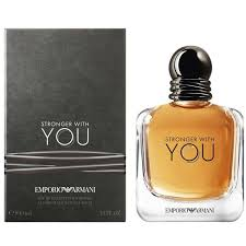STRONGER WITH YOU 100ML EDT SP.