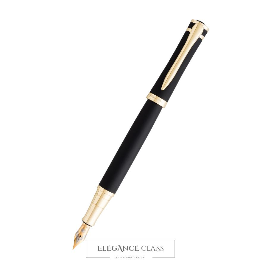 PLUMA PRELUDE BLACK GOLDEN FP251GBK