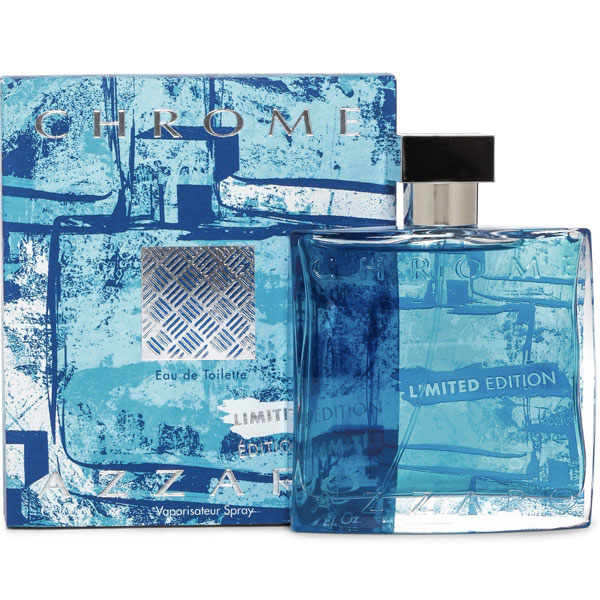 AZZARO CHROME EDICION LIMITADA EDT 100ML