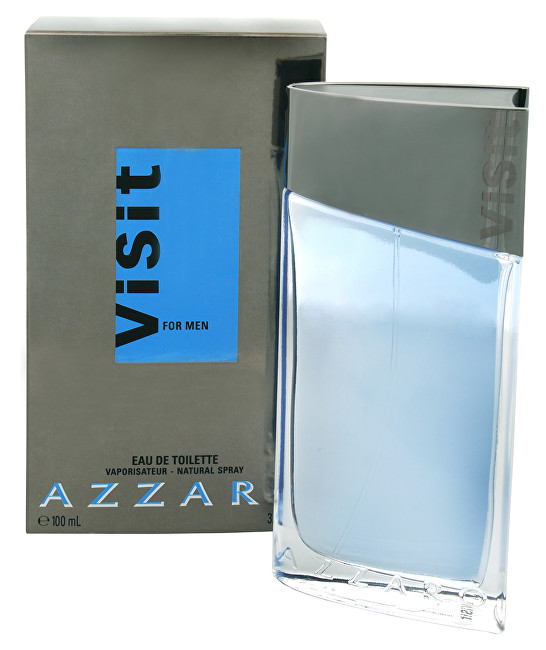AZZARO VISIT EDT. 100ML SP.