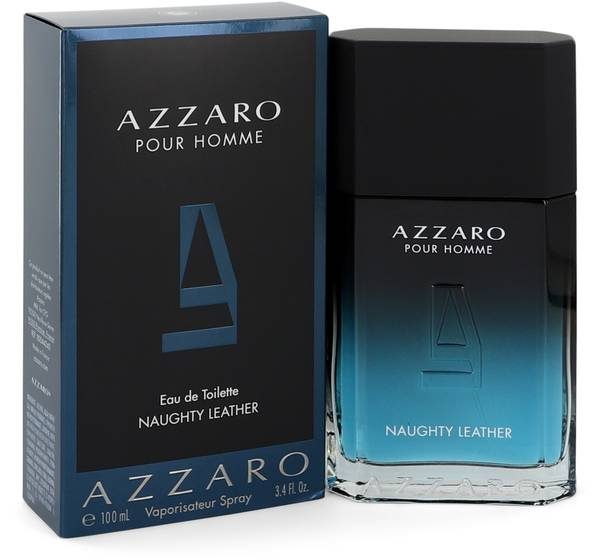 AZZARO POUR HOMME NAUGHTY LEATHER EDT VAP.100ML