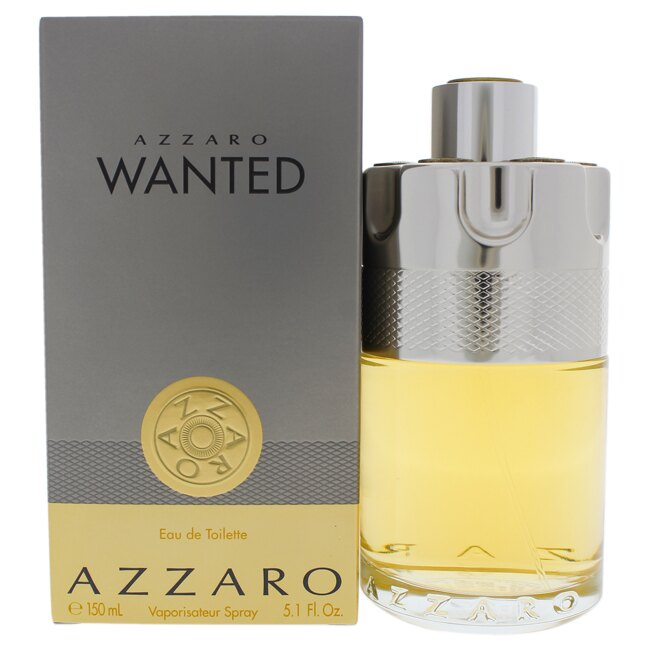 AZZARO WANTED EDT VAP.150ML