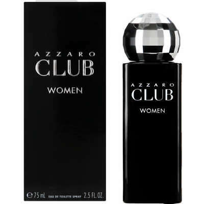 AZZARO CLUB WOMEN 75ML EDT SP.