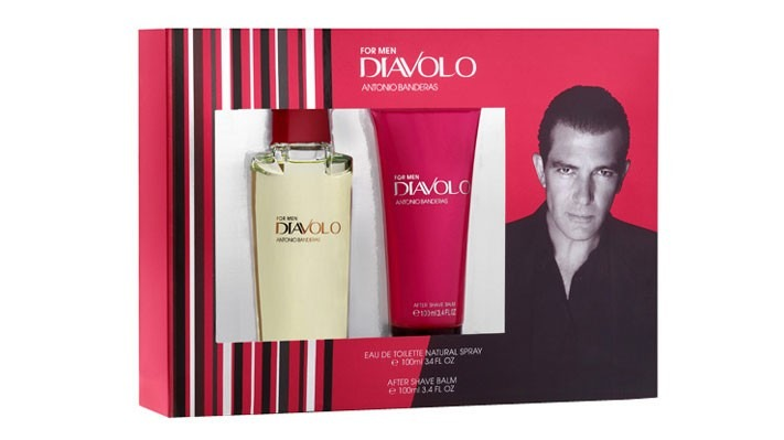 SET DIAVOLO 100ML + AFTER SHAVE BALM 100ML