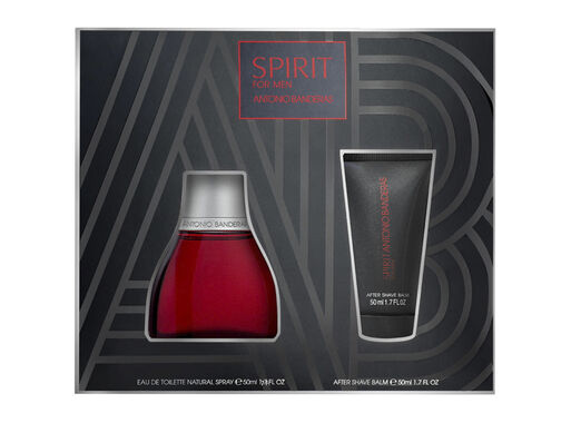 SET SPIRIT F/MEN EDT SP.50ML+AFTER SHAVE 50ML
