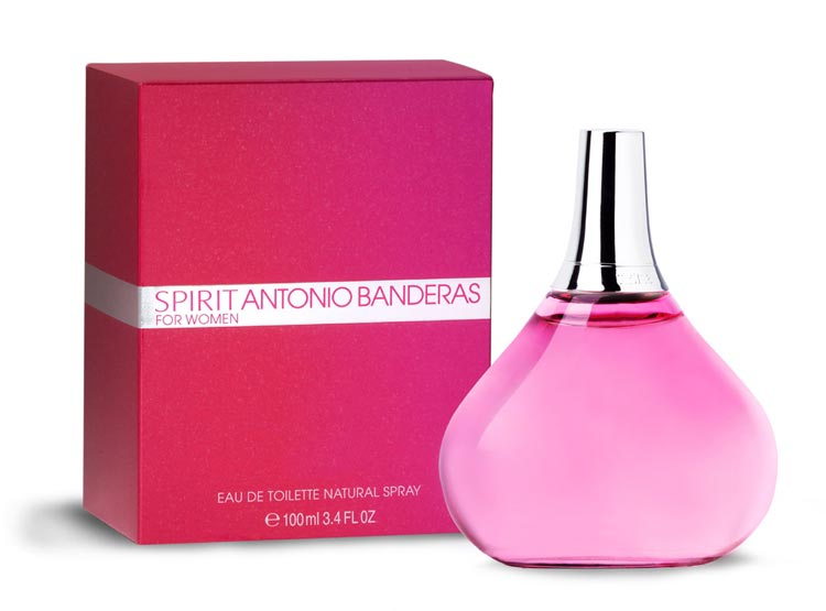 SPIRIT FOR WOMEN EDT 100ML