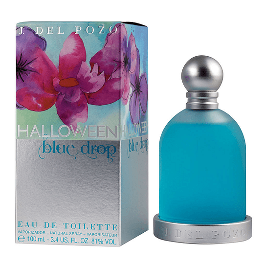 HALLOWEEN BLUE DROP 100ML