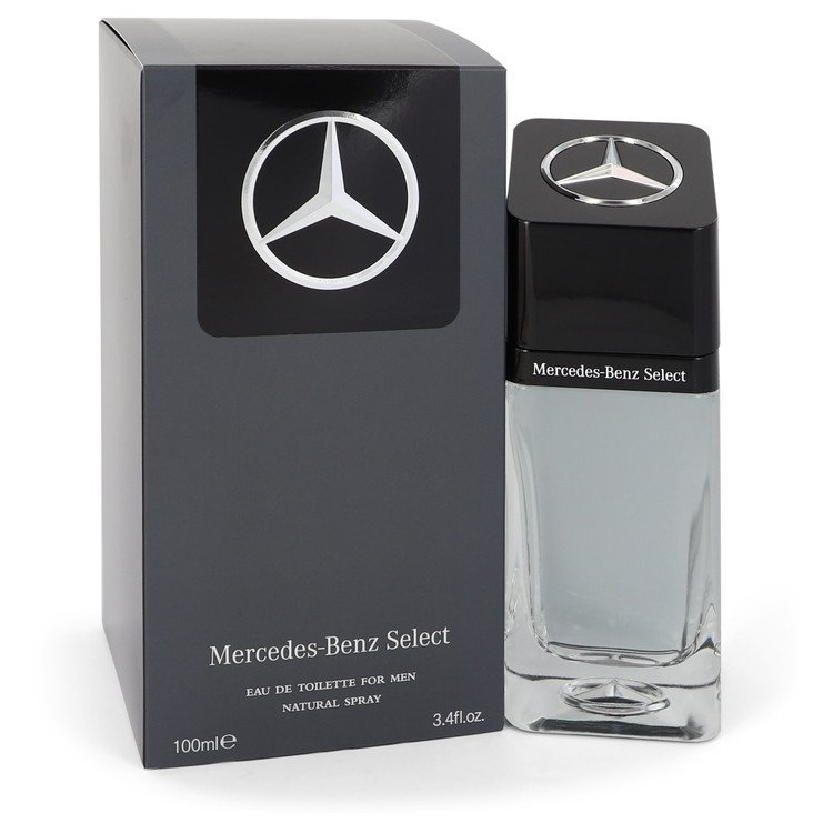 MERCEDES BENZ SELECT EDT 100ML
