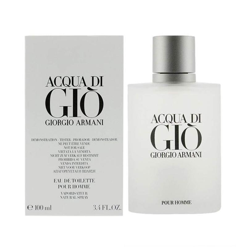 TESTER ACQUA DI GIO EDT 100ML