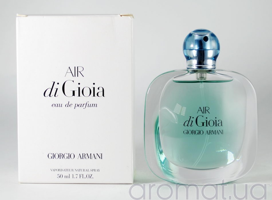 TESTER AIR DI GIOIA EDP VAP.50ML