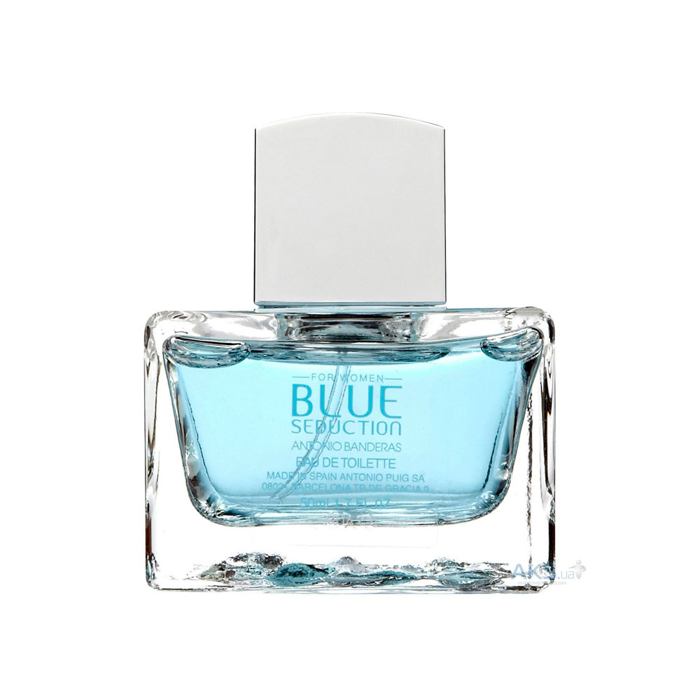 TESTER BLUE SEDUCTION F/WOMEN EDT SP.80ML