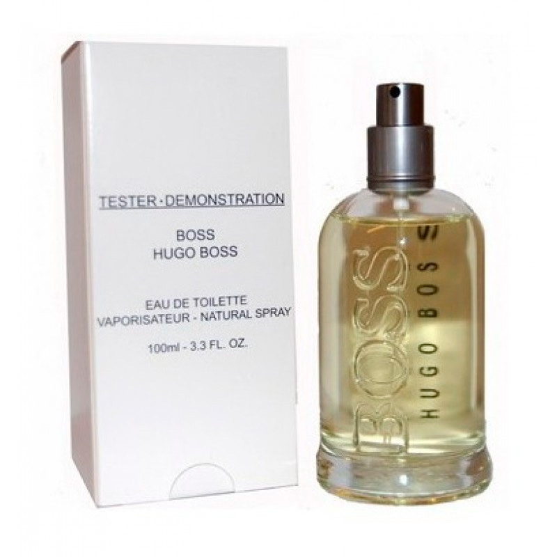 TESTER BOSS BOTTLED 6 EDT VAP.100ML