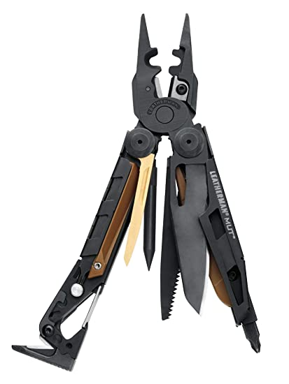 LEATHERMAN ALICATE MUT EOD BLACK 850032N