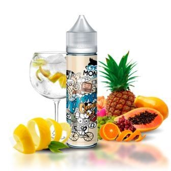 AROMAS MONO EJUICE 50ML MAMA QUEEN