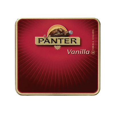 PURITOS PANTER RED VANILLA CAJA X 20