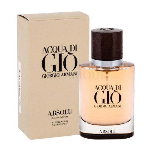 ACQUA DI GIO ABSOLU EDP VAP. 40ML