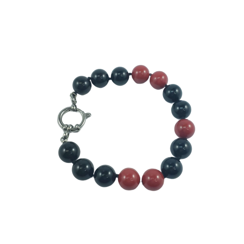 PULSERA MALLORCA COLOR  R/N  8MM.13500013