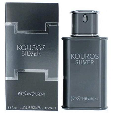 KOUROS SILVER EDT 100 ML
