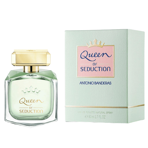 QUEEN OF SEDUCCION EDT 80ML
