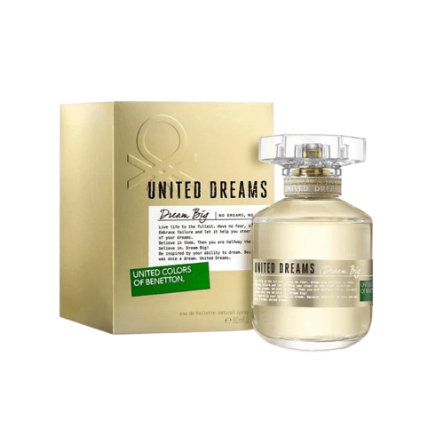 UNITED DREAMS BIG EDT 80ML