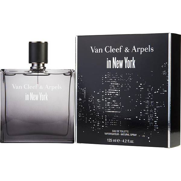 VAN CLEEF & ARPELS IN NEW YORK EDT VAP.125ML
