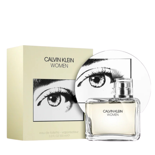 CALVIN KLEIN WOMAN EDT 100 ML