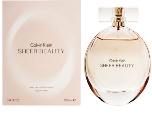 SHEER BEAUTY EDT VAP.100ML