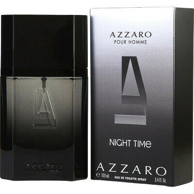 AZZARO NIGHT TIME P/HOMME SP.100ML