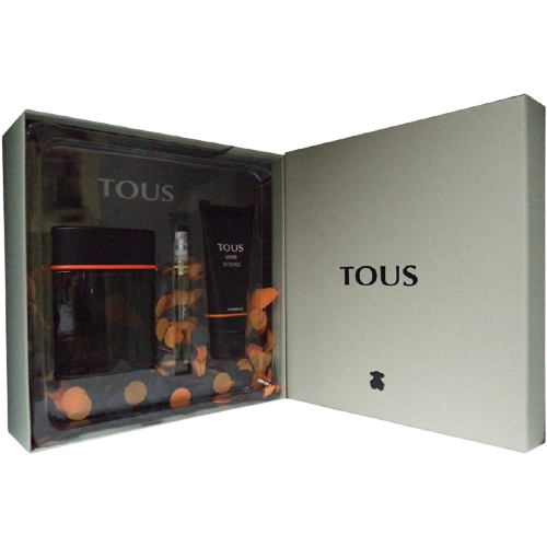 SET TOUS INTENSE 100 ML + 10 ML + SHOWER GEL