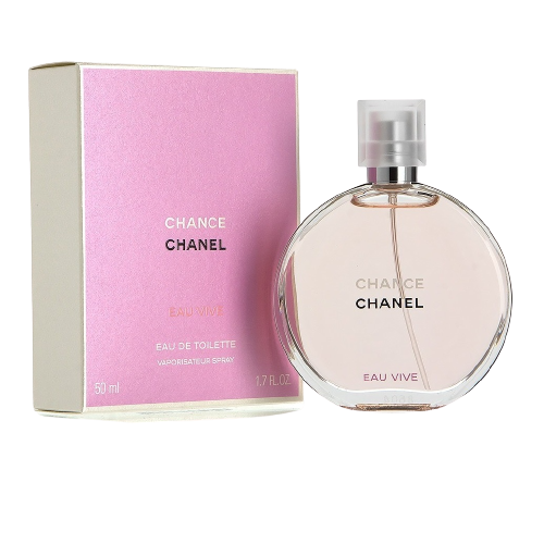 CHANCE EAU VIVE EAU TOILETTE VAP.50ML