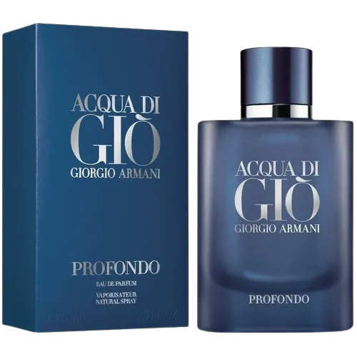 ACQUA DI GIO PROFONDO EDP 75 ML