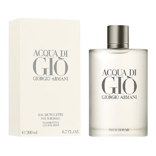 ACQUA DI GIO HOMME EDT 200ML