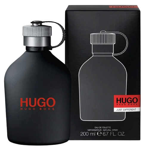 HUGO JUST DIFFERENT EDT 200ML
