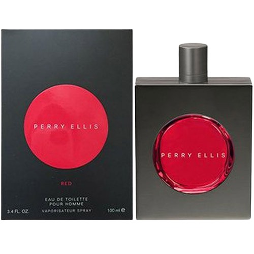 PERRY ELLIS RED EDT P/HOMME VAP.100ML
