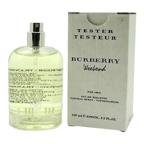 TESTER BURBERRY WEEKEND FOR MEN 100ML