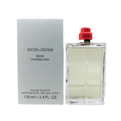 TESTER BOSS ORANGE MAN EDT VAP.100ML