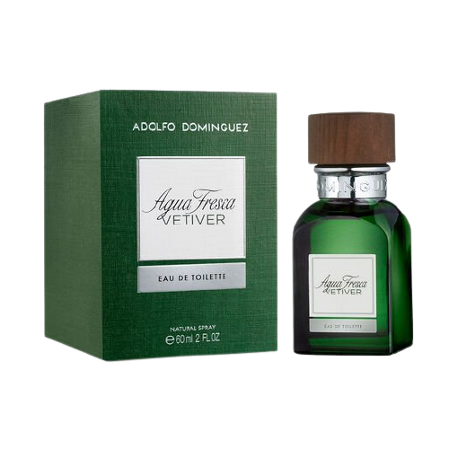 AGUA FRESCA VETIVER EDT 60ML
