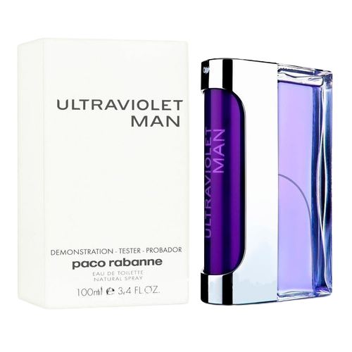 TESTER ULTRAVIOLET MAN 100ML