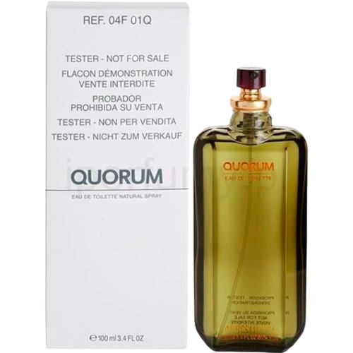 TESTER QUORUM EDT 100ML