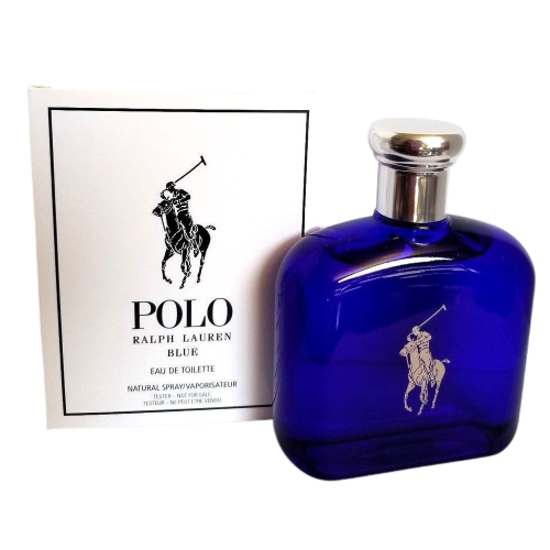 TESTER POLO BLUE EDT 125ML