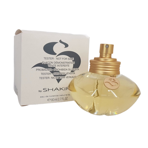 TESTER S DE SHAKIRA EDT SPRAY 80ML
