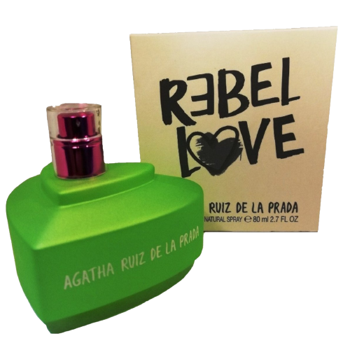 REBEL LOVE EDT SPRAY 80ML
