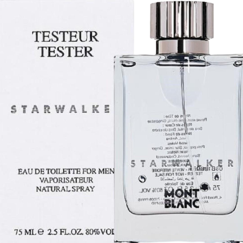 TESTER STARWALKER FOR MEN EDT VAP.75ML